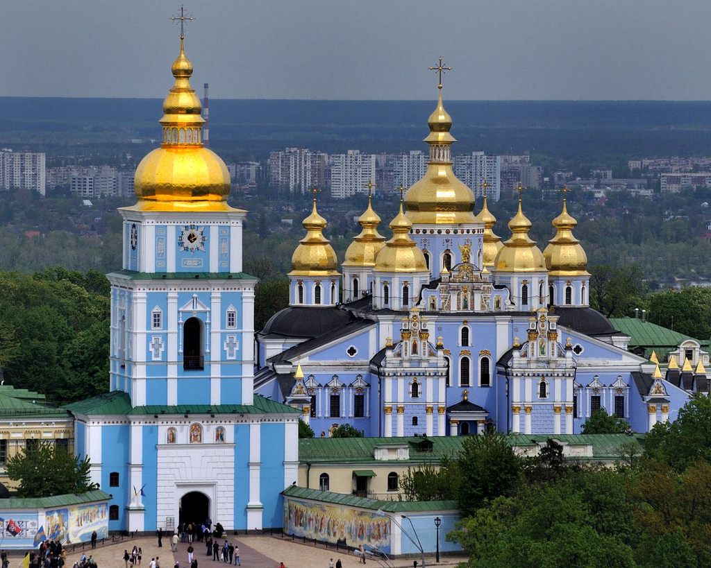 St-Michaels-Monastery-Kiev