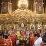 Божественна літургія в день свята Собору Архістратига Михаїла та інших Небесних Сил безплотних